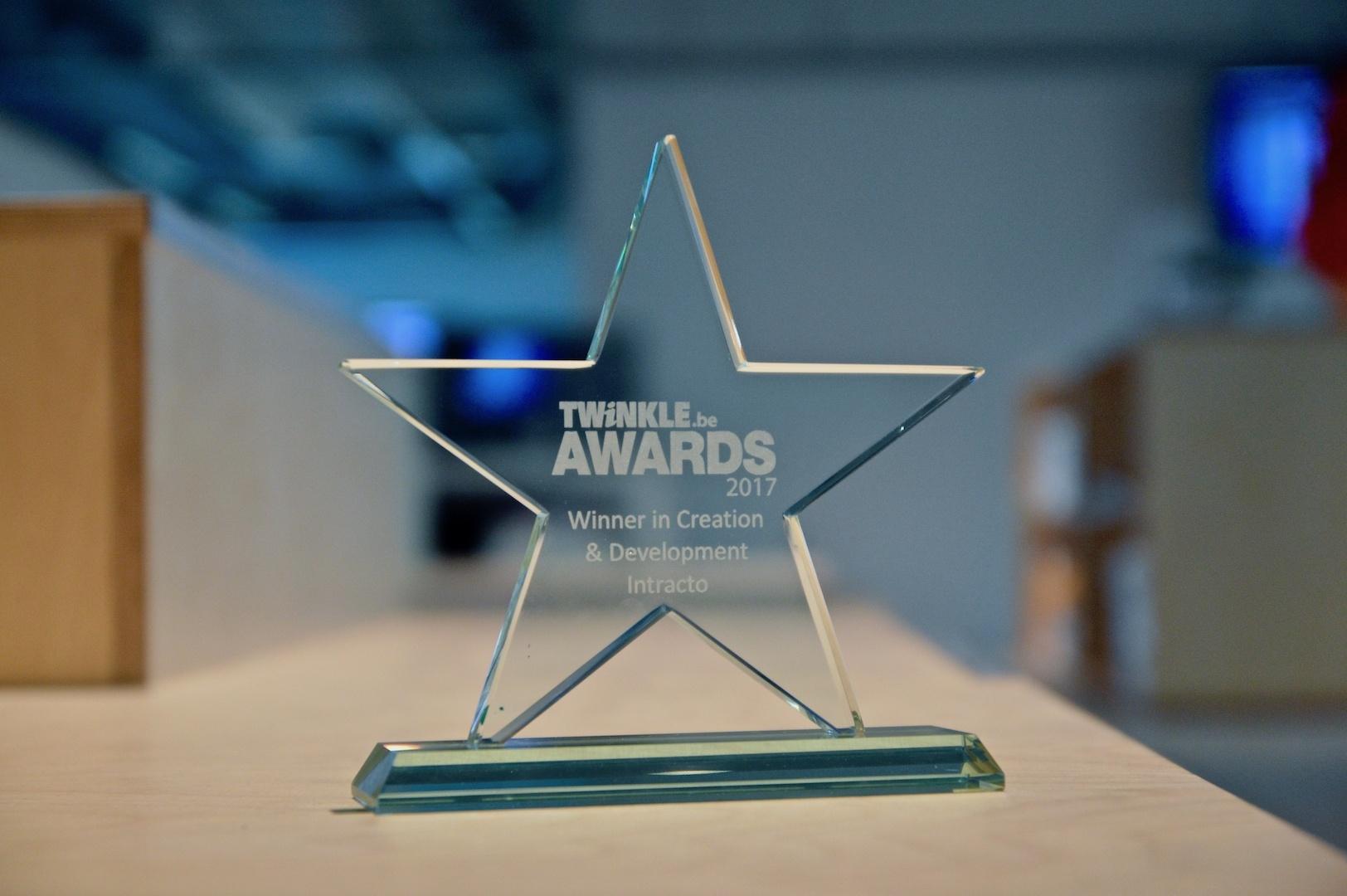 Intracto wint Twinkle Award